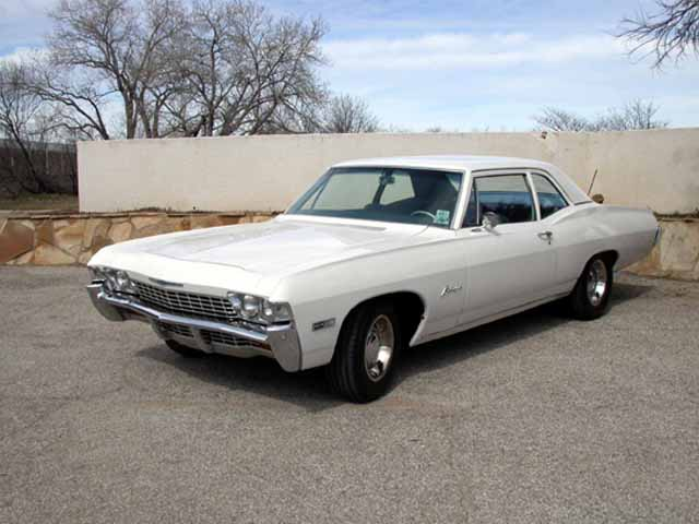1968 Chevrolet Bel Air Information And Photos Momentcar