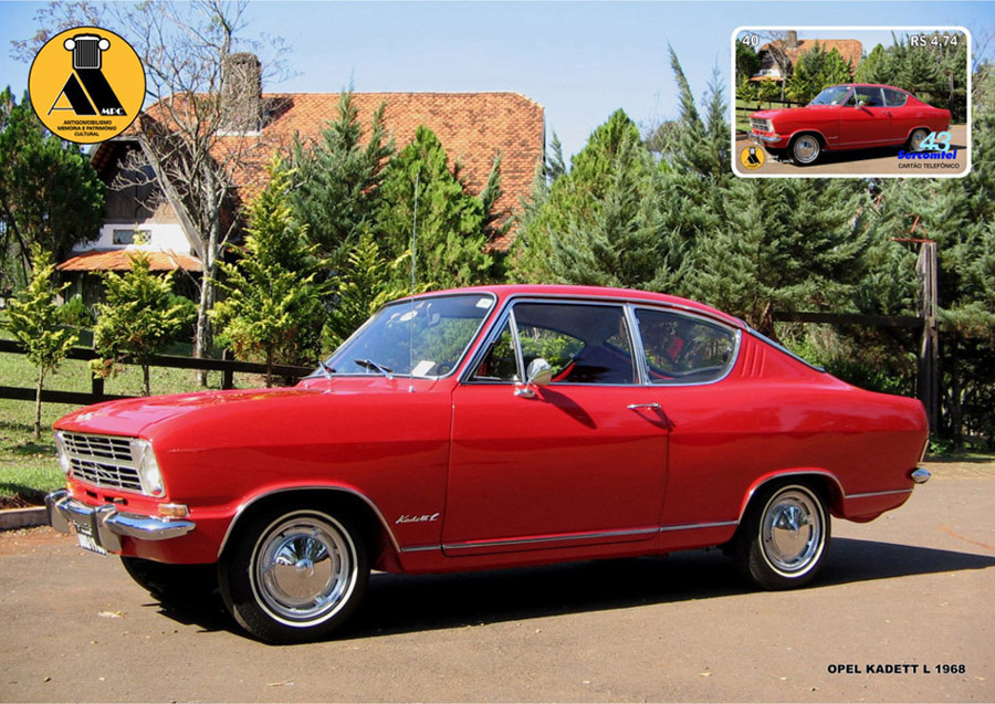 What's It Worth? 1968 Opel Kadett ..Classic German Econobox - Port ...