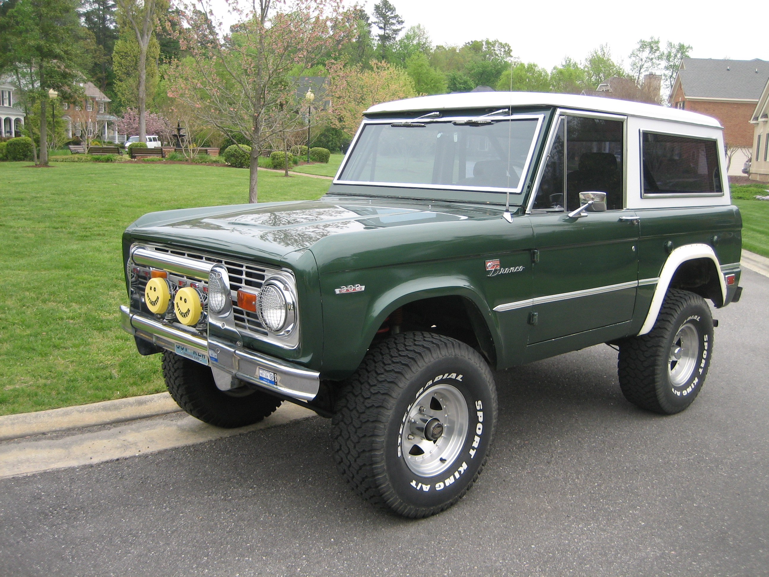 1969 Ford Bronco Information And Photos Momentcar