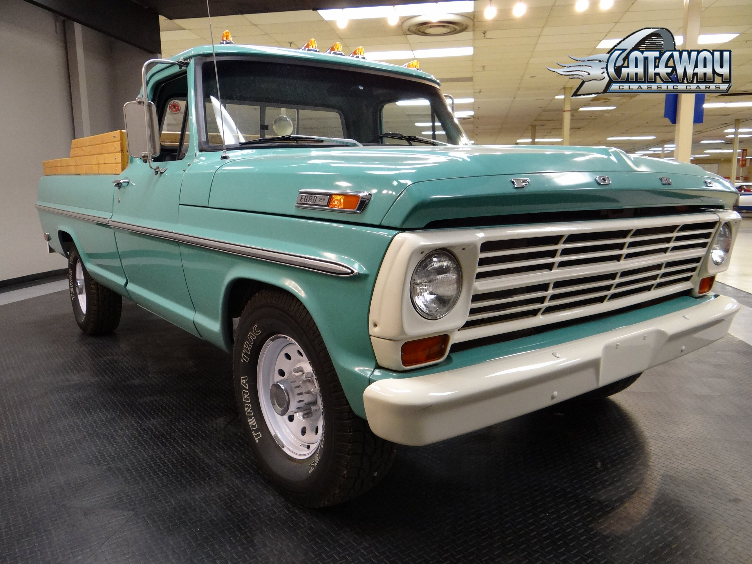 1969 Ford F250 Information And Photos Momentcar F 250 Crew Cab 4x4 For Sale 11