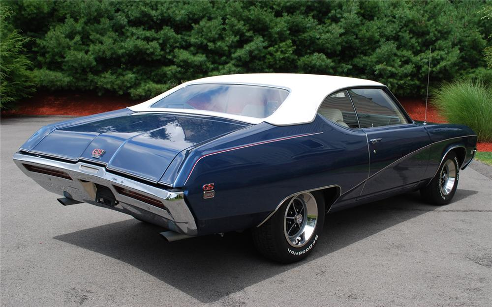 1969 Buick Gs 350 Information And Photos Momentcar