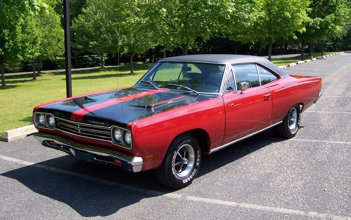 Plymouth Roadrunner #1