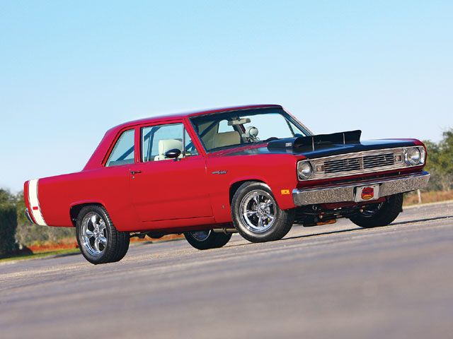 1969 Plymouth Valiant Information And Photos Momentcar