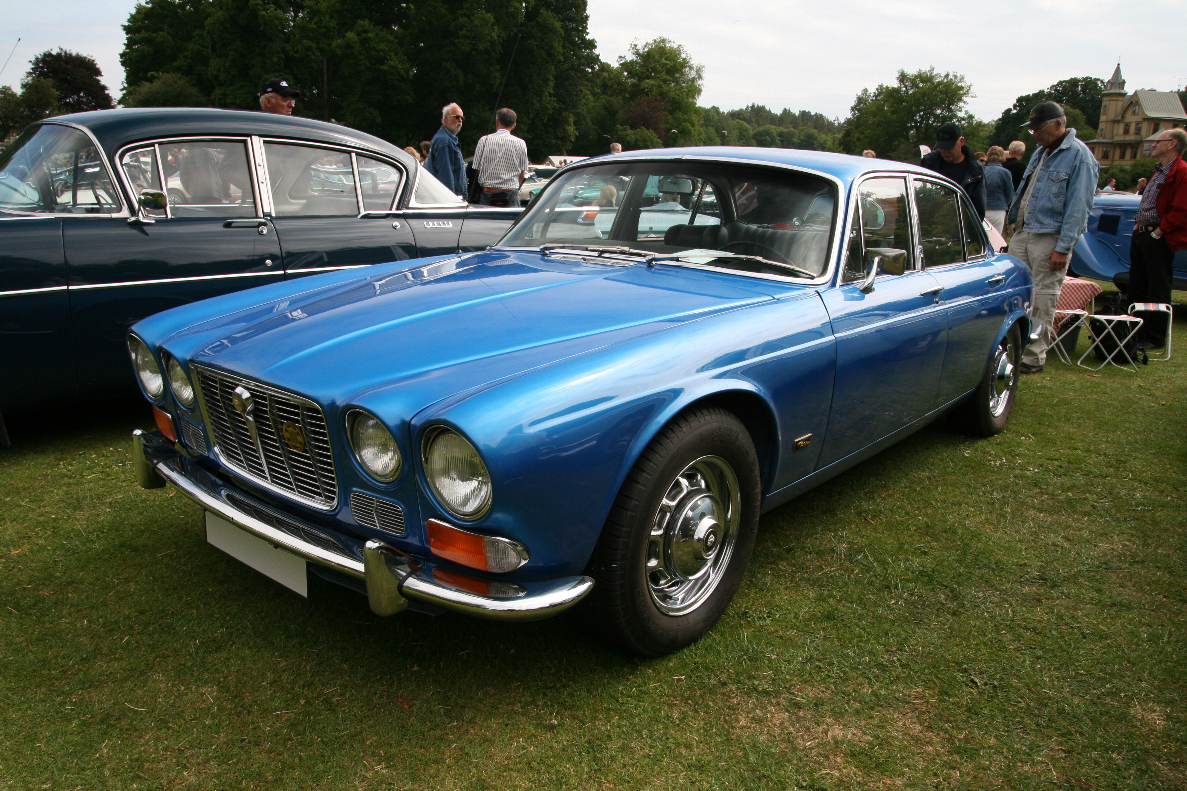 1969 Jaguar Xj Information And Photos Momentcar