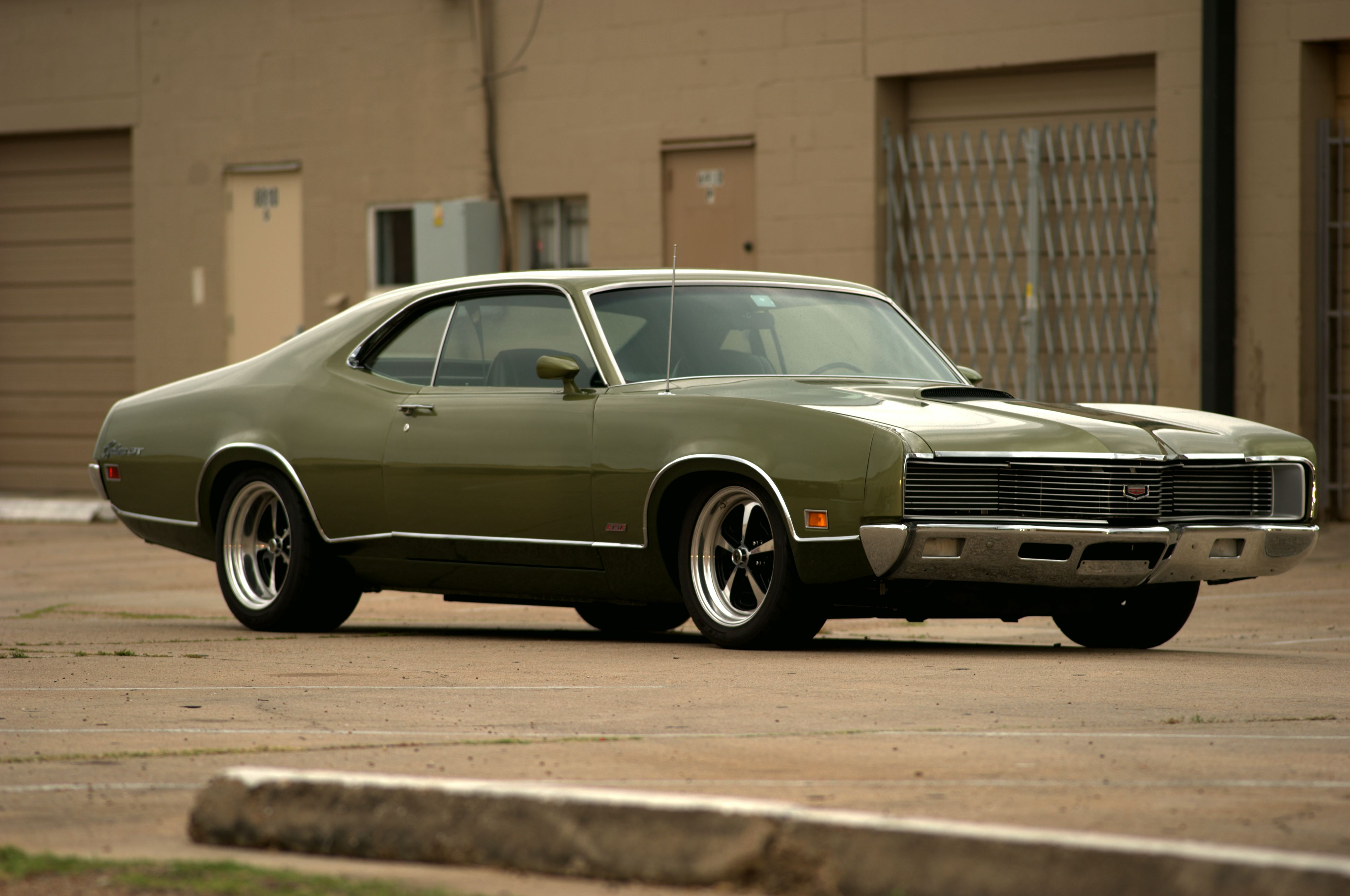 1970 Mercury Cyclone Information And Photos Momentcar