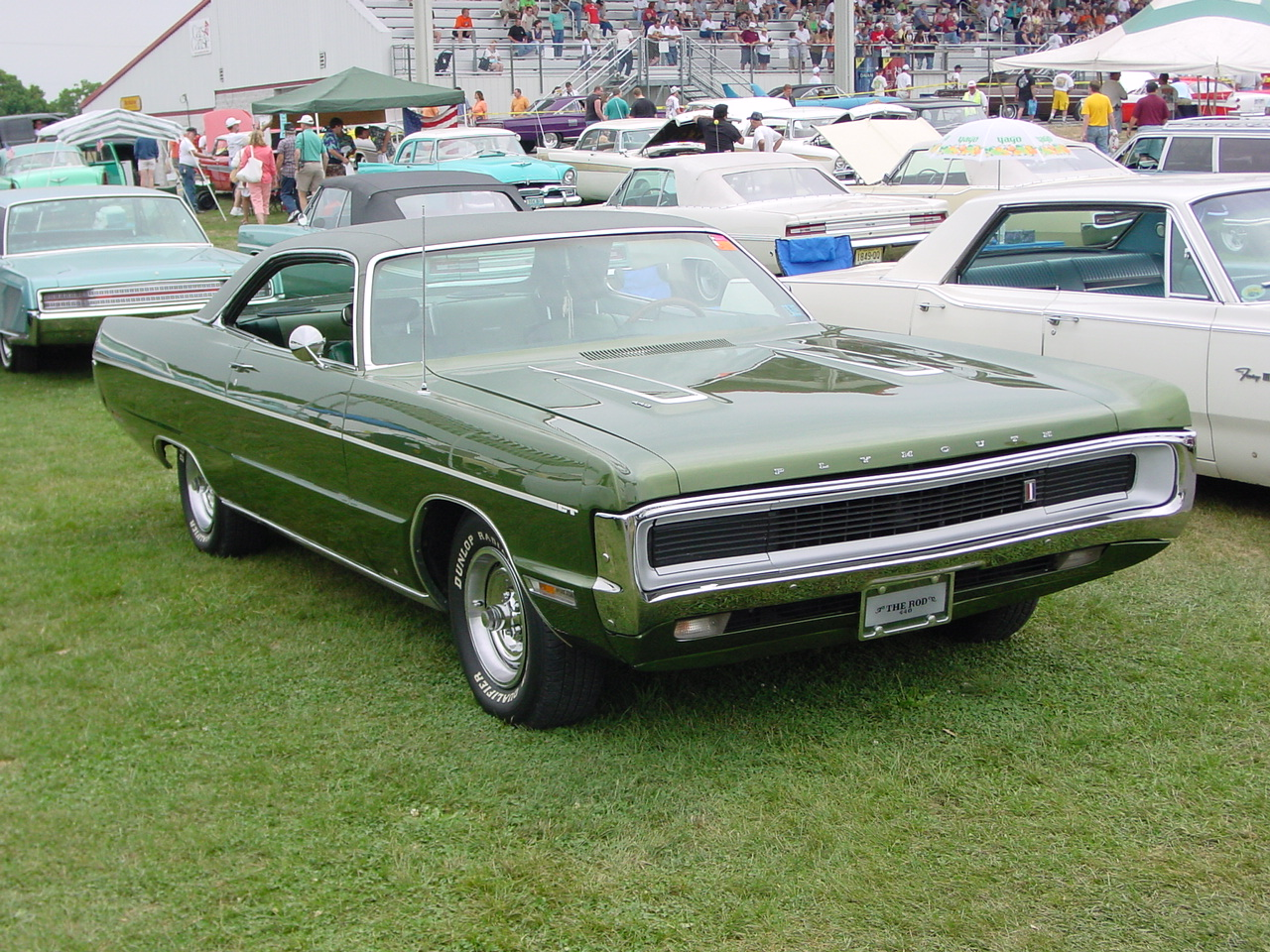 1970 Plymouth Fury Information And Photos Momentcar