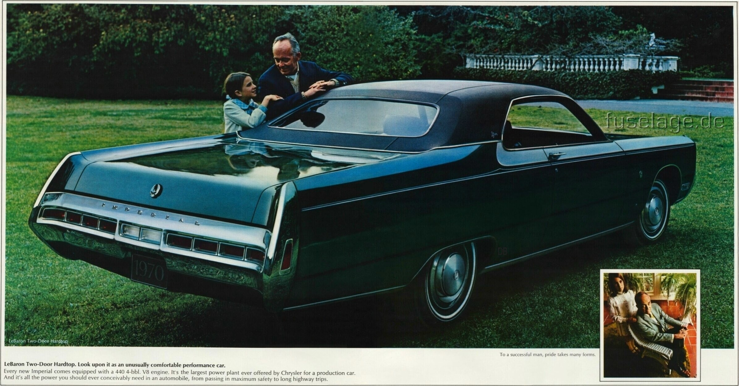Town And Country Honda >> 1970 Chrysler Imperial LeBaron - Information and photos - MOMENTcar