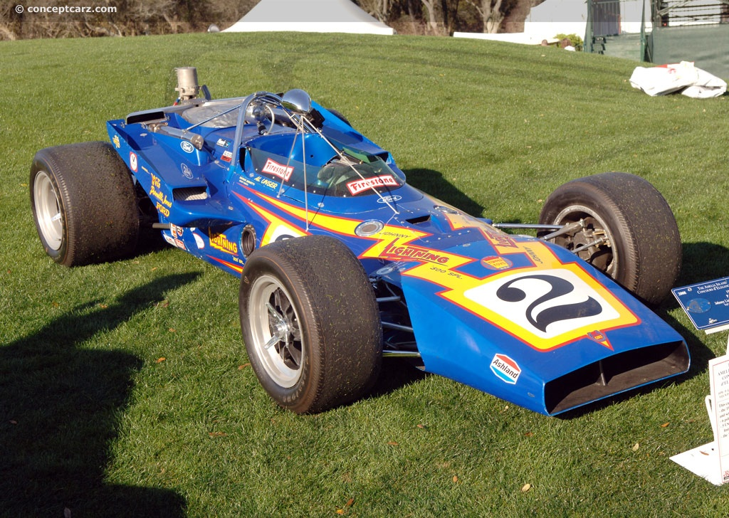 1970 Indy #13