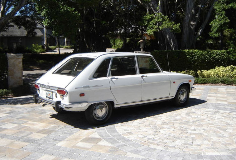 1970 Renault R 16 Information And Photos Momentcar
