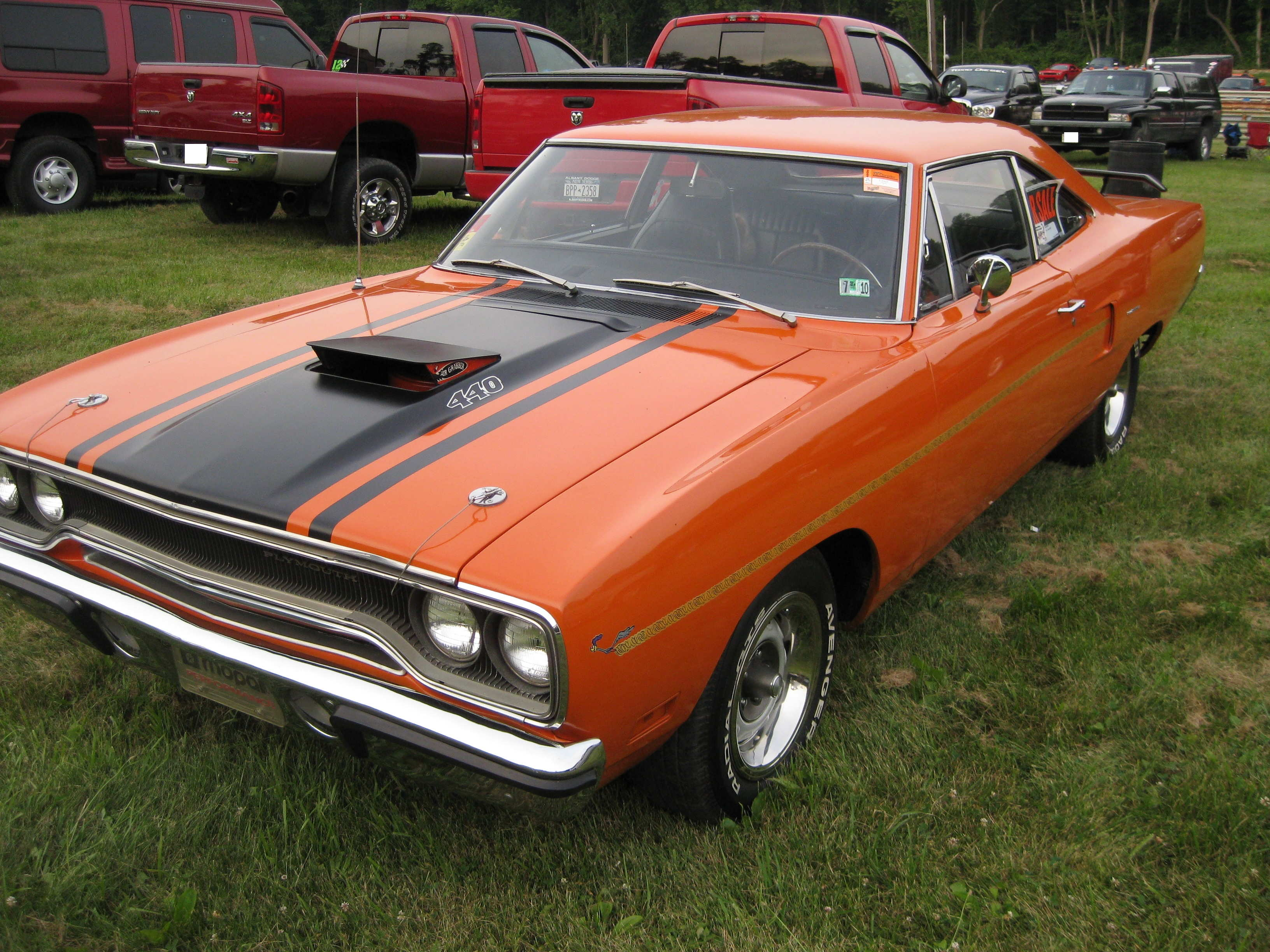 1970 Plymouth Roadrunner  Information and photos  MOMENTcar