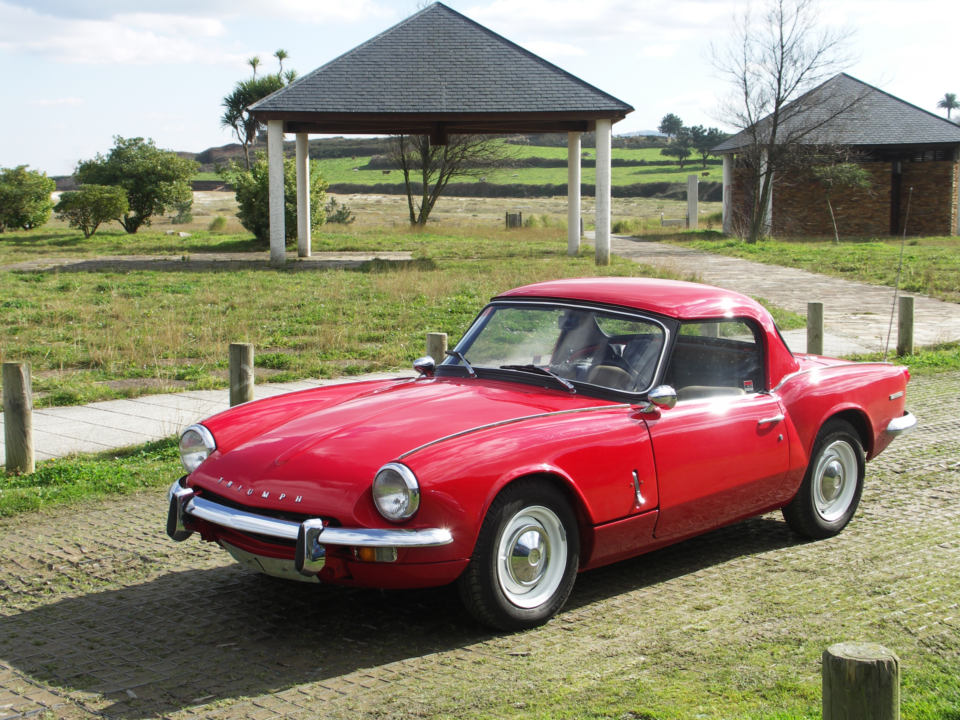 1970 Triumph Spitfire - Information and photos - MOMENTcar