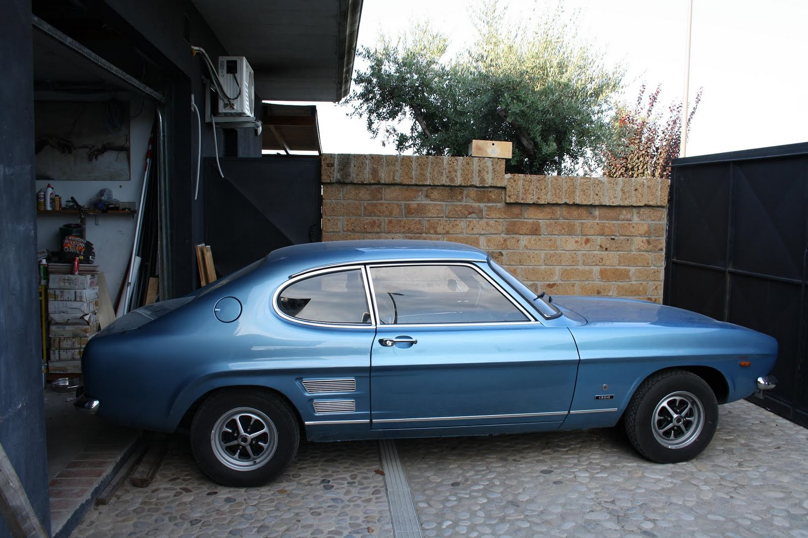 Mazda 3 Custom >> 1971 Mercury Capri - Information and photos - MOMENTcar