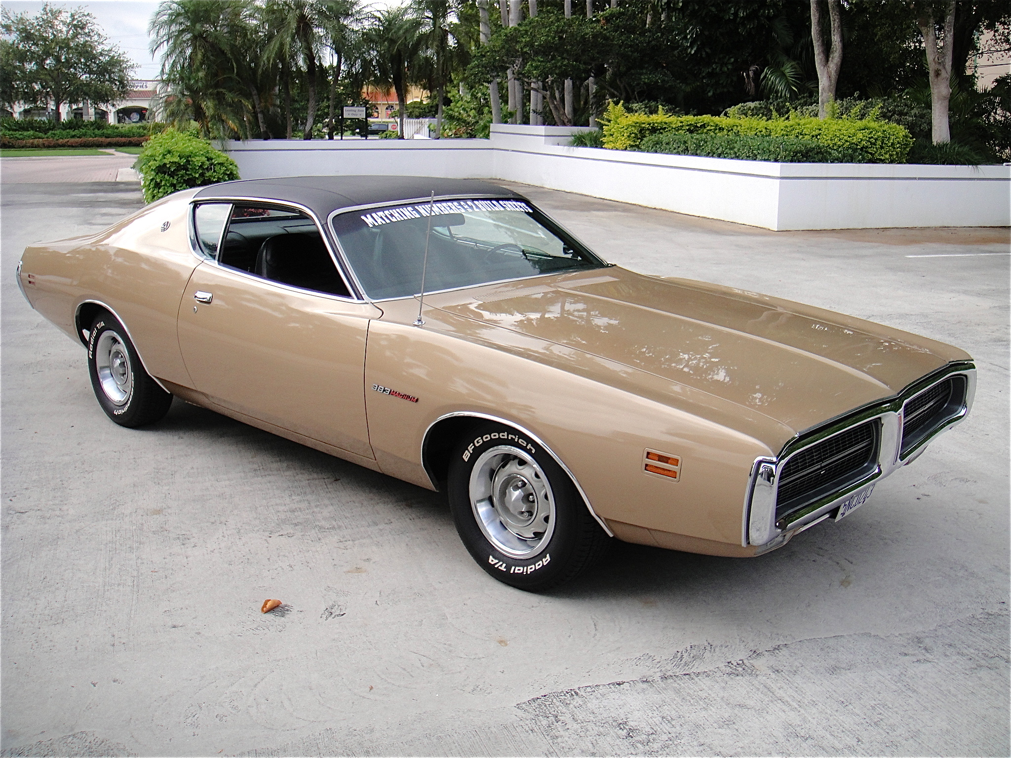1971 Dodge Charger Information And Photos Momentcar