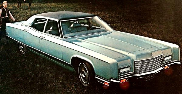 1971 Continental #1