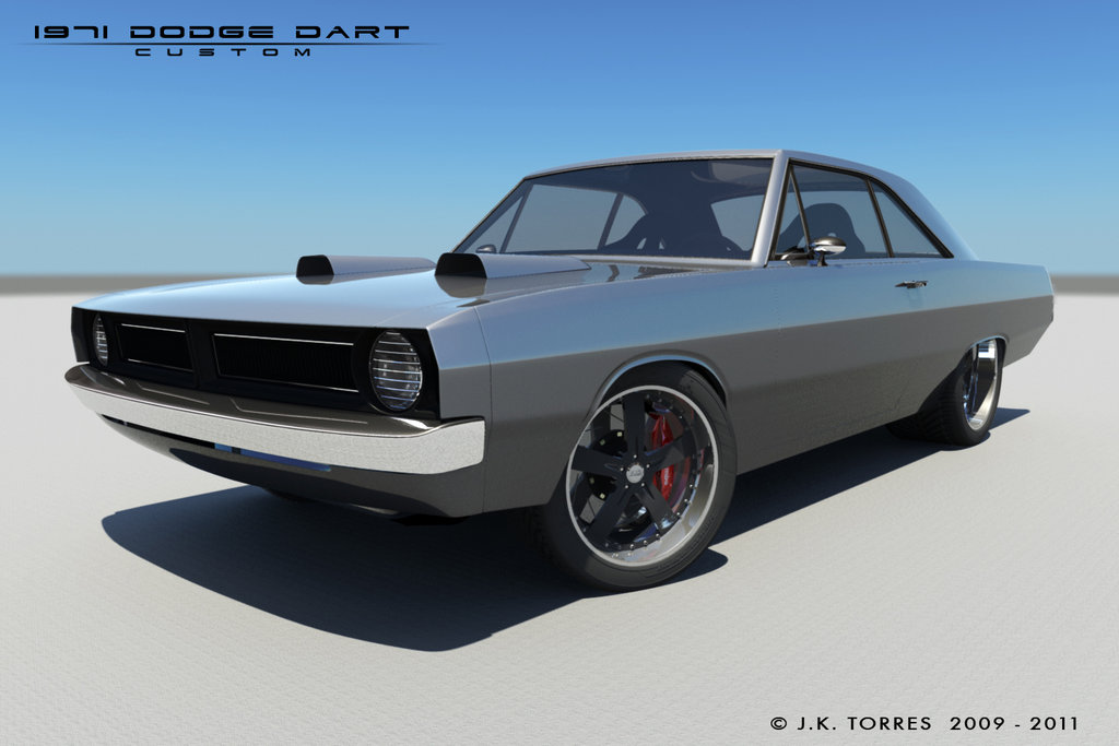 GET URZ 71 Dodge Dart by MikeZadopec on DeviantArt