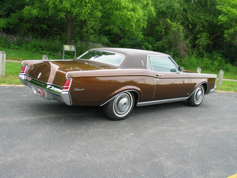 1971 lincoln mark iii information and photos momentcar. Black Bedroom Furniture Sets. Home Design Ideas