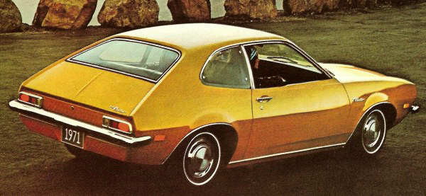 Ford Pinto #10