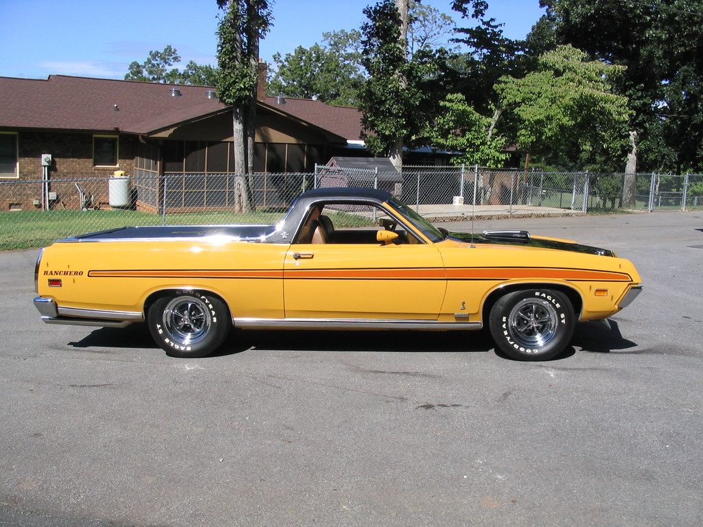 2013 4runner For Sale >> 1971 Ford Ranchero - Information and photos - MOMENTcar