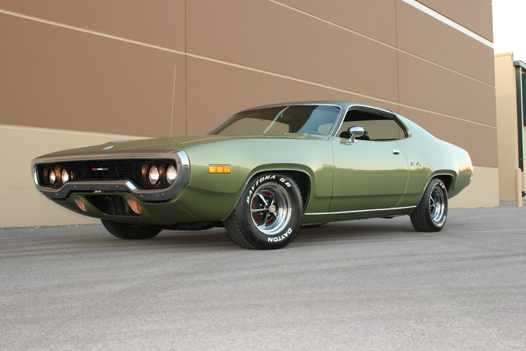1971 Plymouth Satellite Information And Photos Momentcar