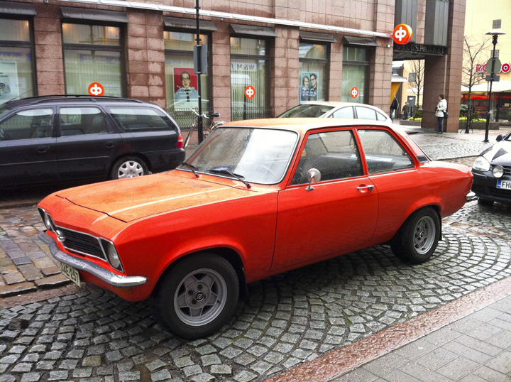 1972 opel 1900 information and photos momentcar. Black Bedroom Furniture Sets. Home Design Ideas
