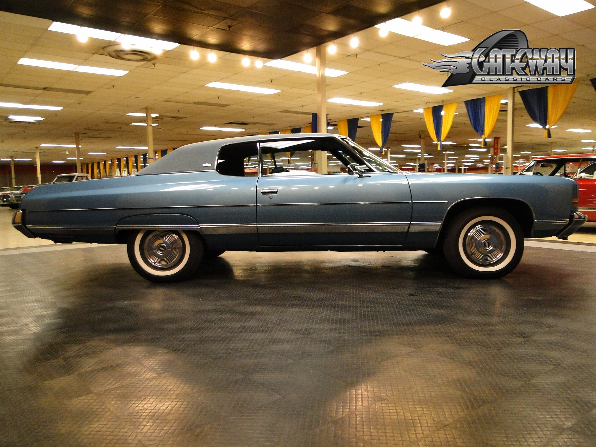 1972 Chevrolet Caprice - Information and photos - MOMENTcar