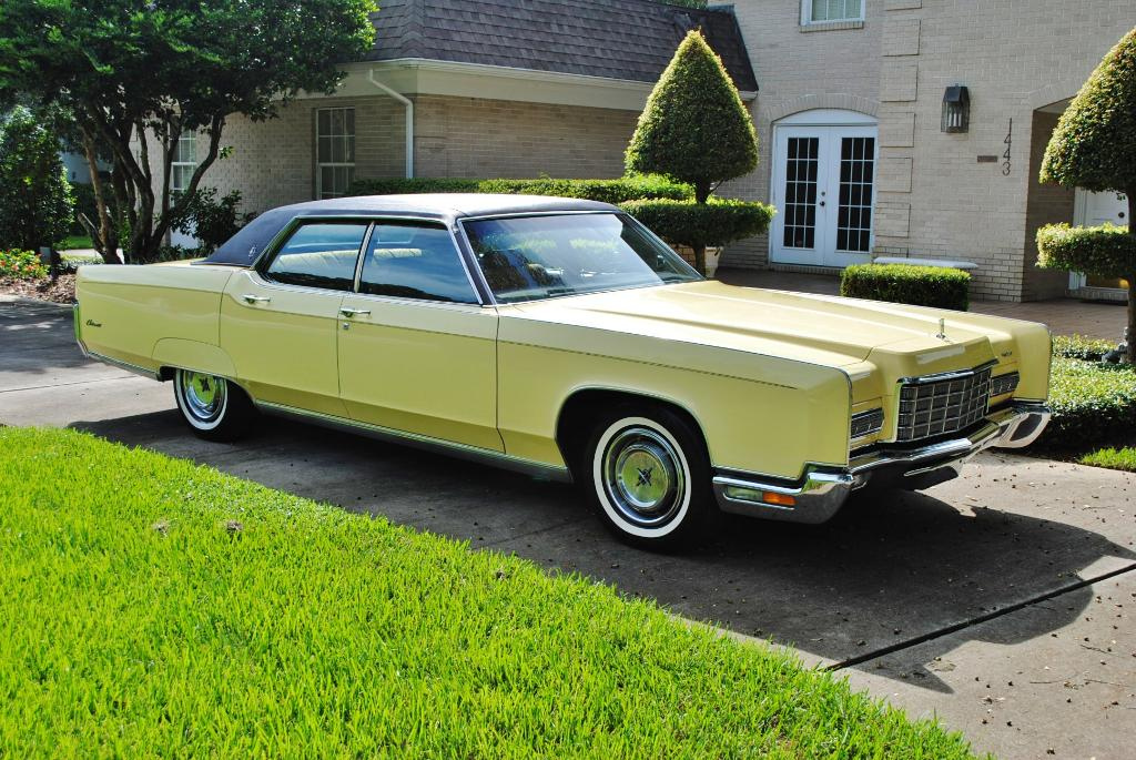 1972 Continental #13