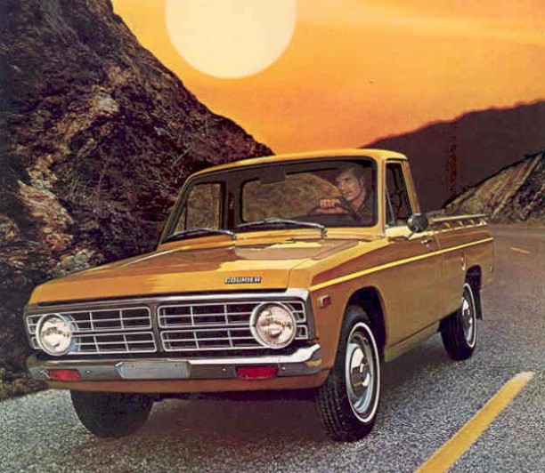Ford Courier #14