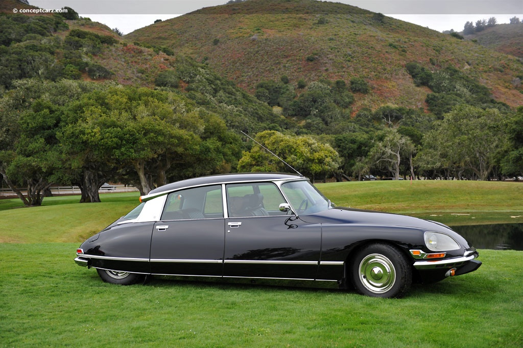 1972 Citroen DS21 - Information and photos - MOMENTcar