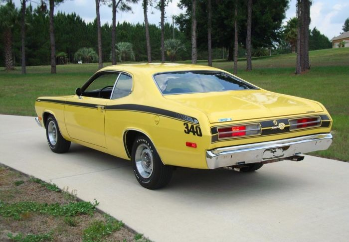 Plymouth Duster #1