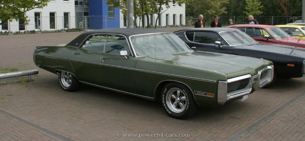1972 Plymouth Fury - Information and photos - MOMENTcar