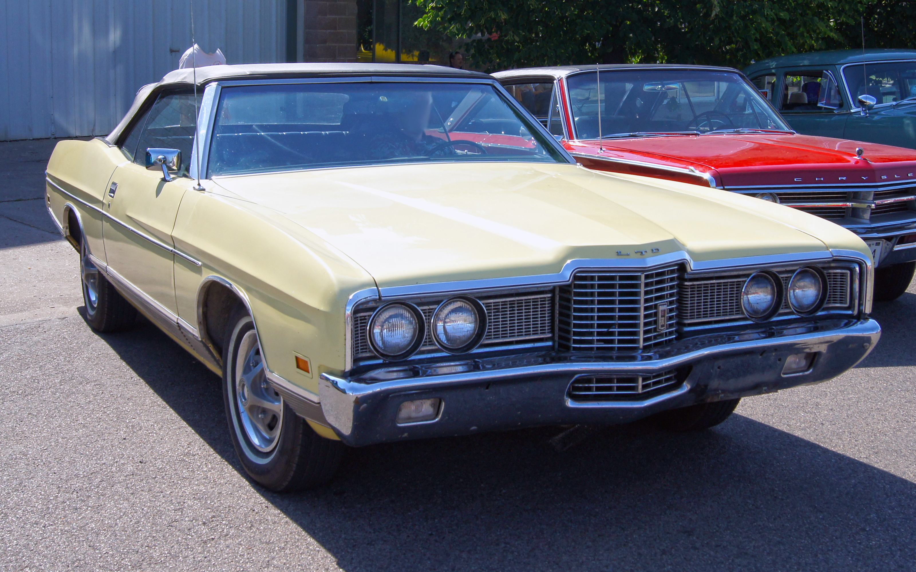1972 Ford Ltd Information And Photos Momentcar