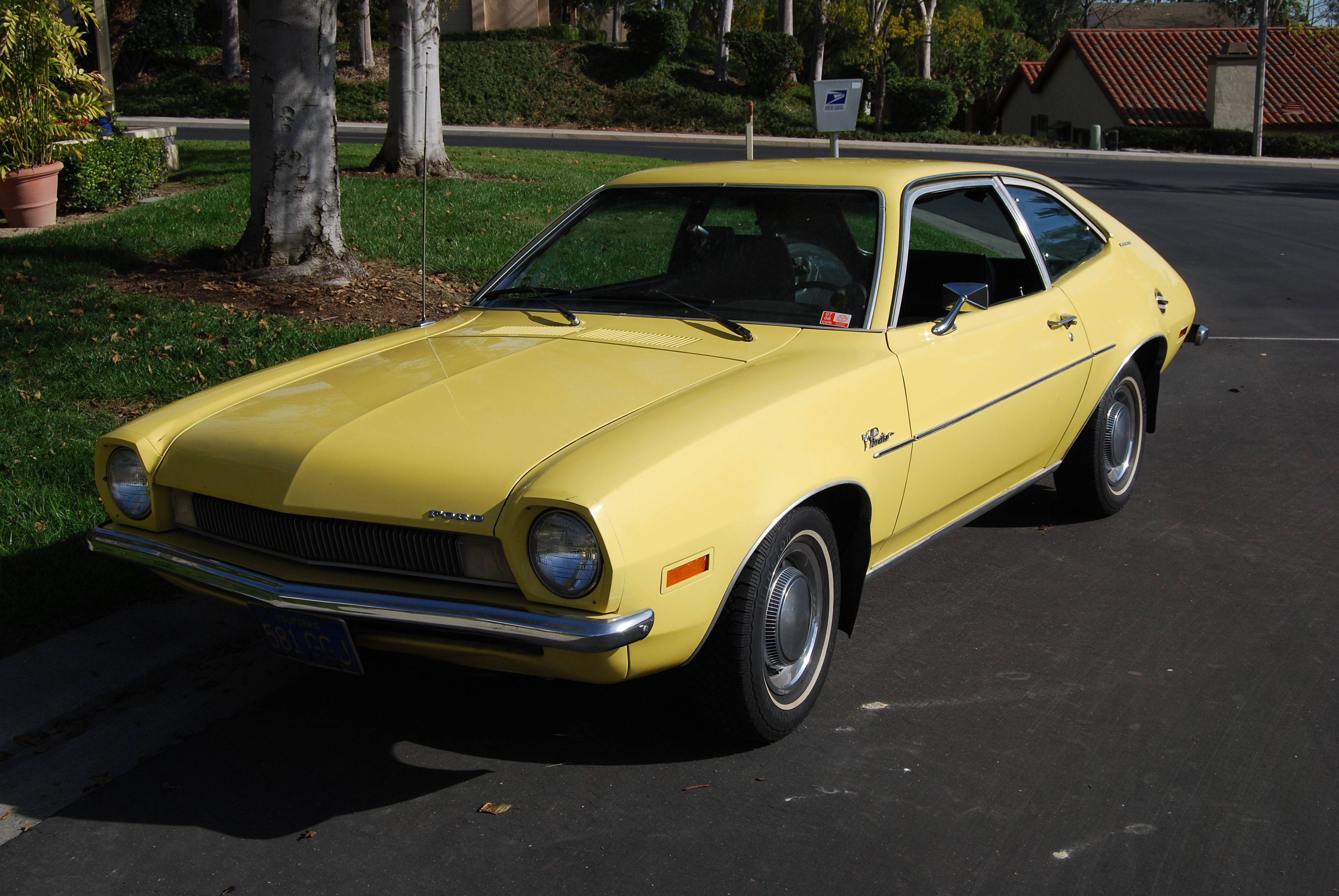 1972 Ford Pinto - Information and photos - MOMENTcar