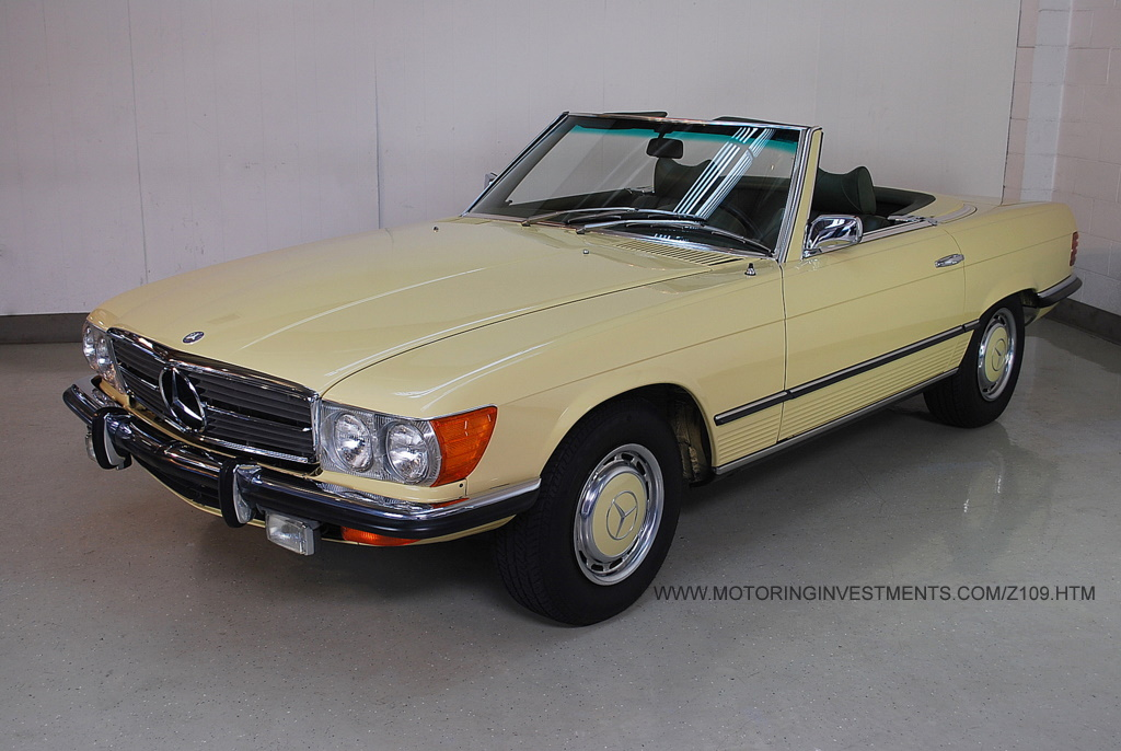 Mercedes benz 450 sl for Mercedes benz of westmont inventory