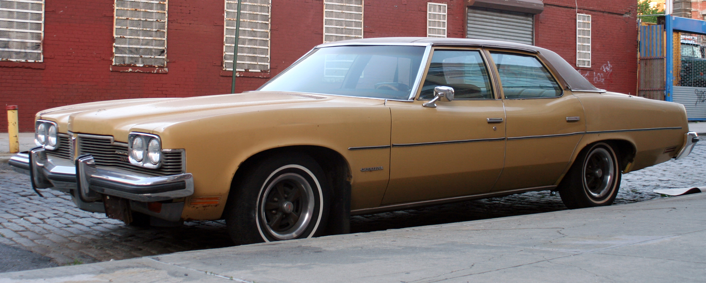 1973 Pontiac Catalina Information And Photos Momentcar