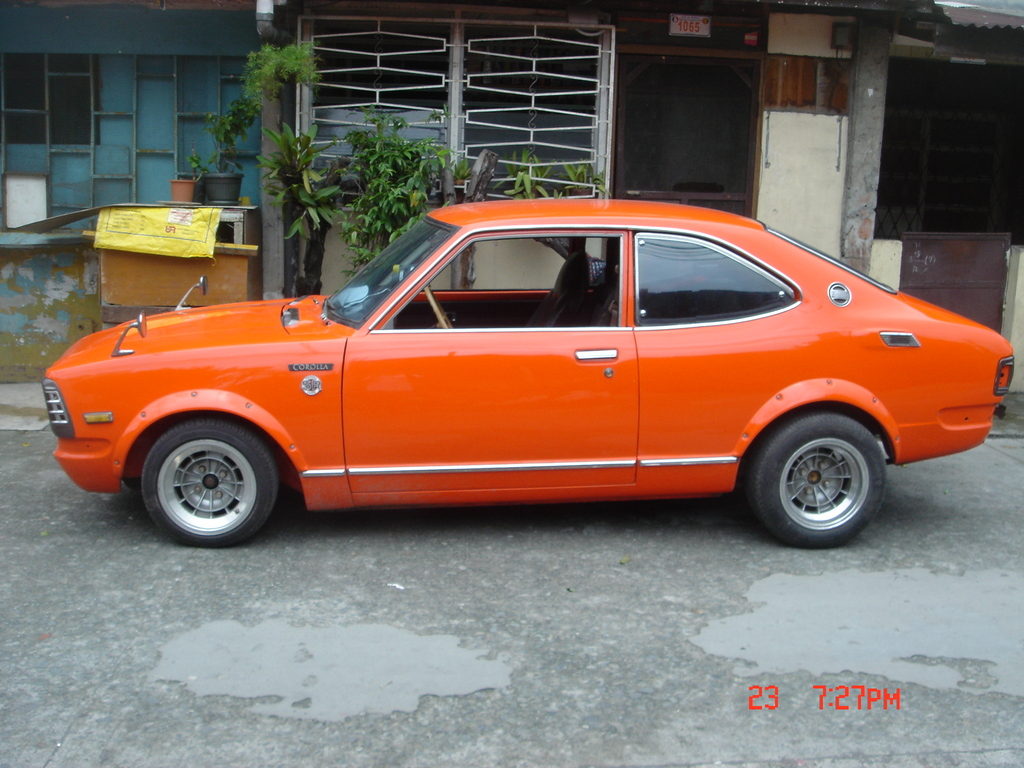 1973 Toyota Corolla Information And Photos Momentcar