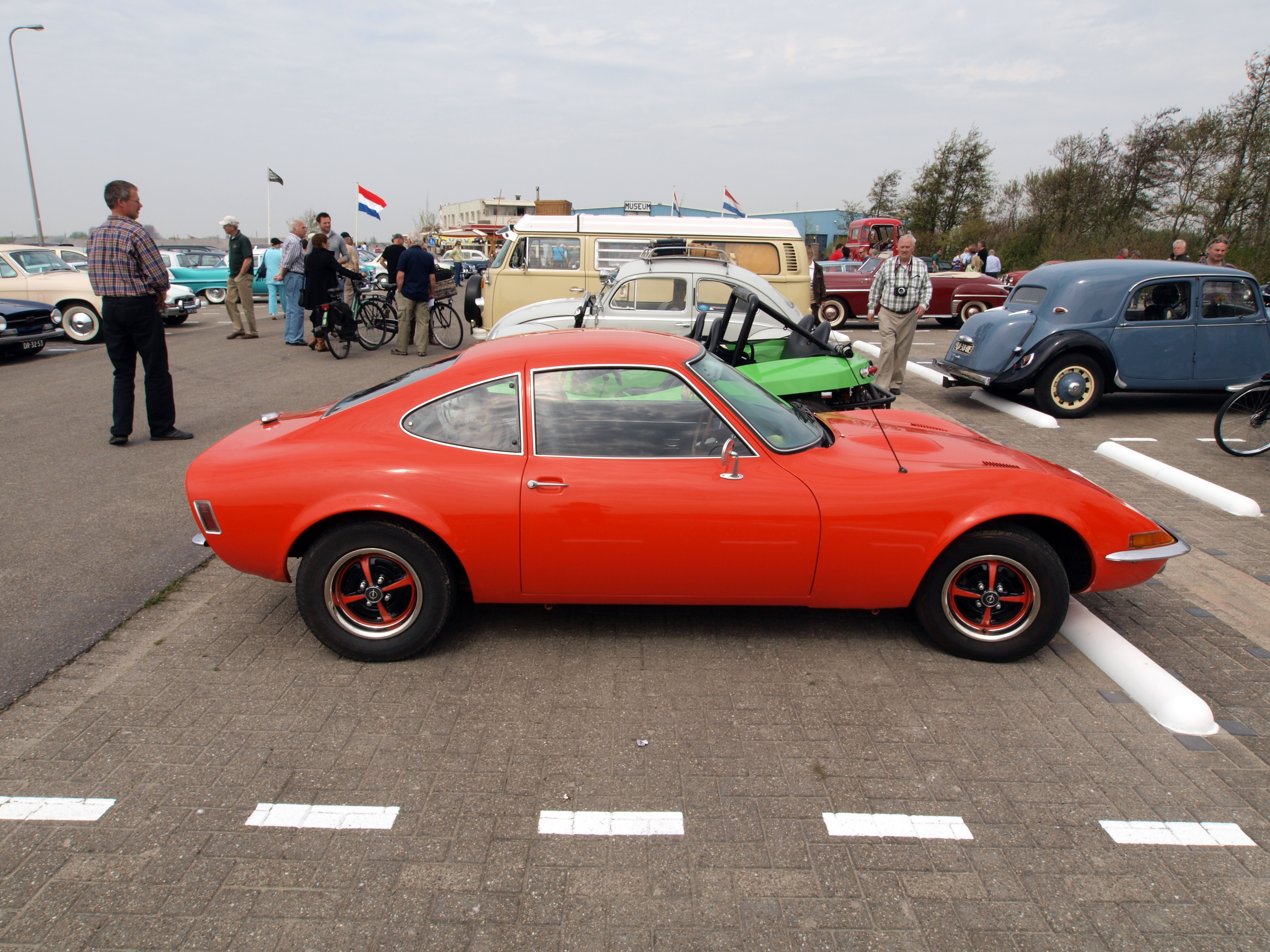 1973 Opel GT - Information and photos - MOMENTcar