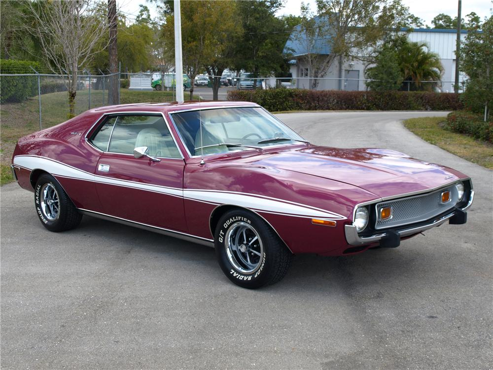 1973 American Motors Javelin Information And Photos