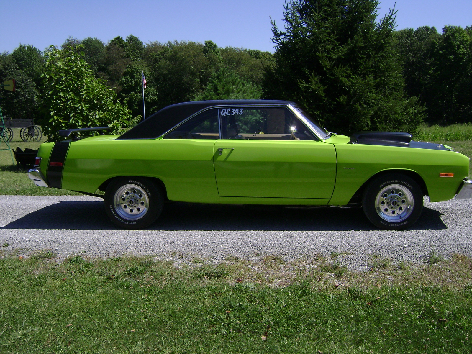 74 dodge dart swinger