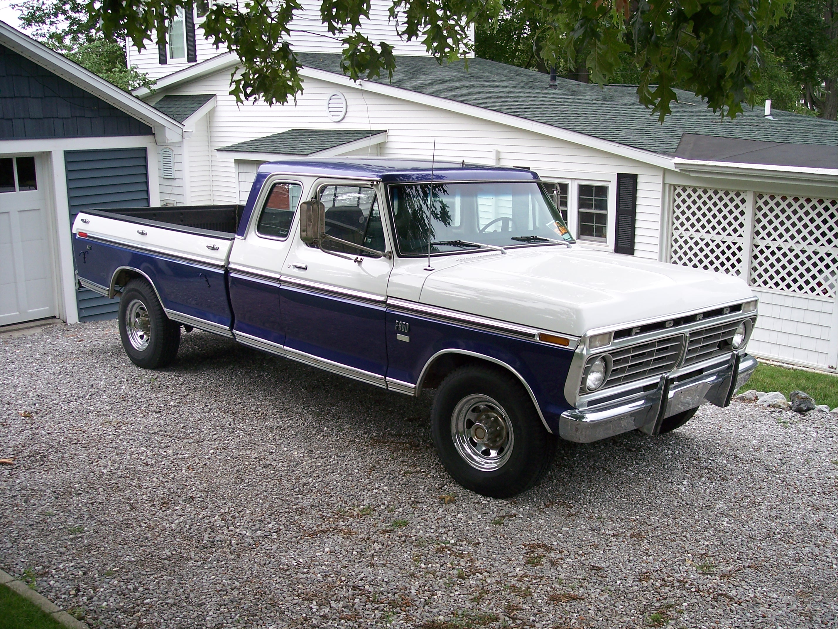 1974 Ford F350 - Information and photos - MOMENTcar