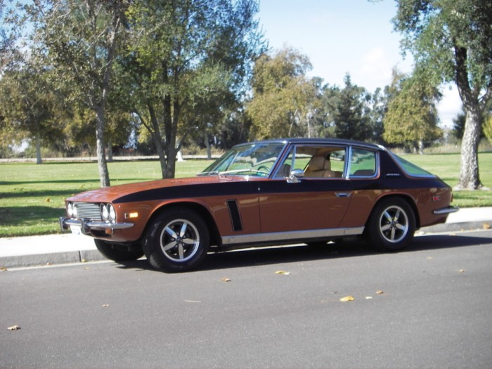 1974 Jensen Interceptor Information And Photos Momentcar