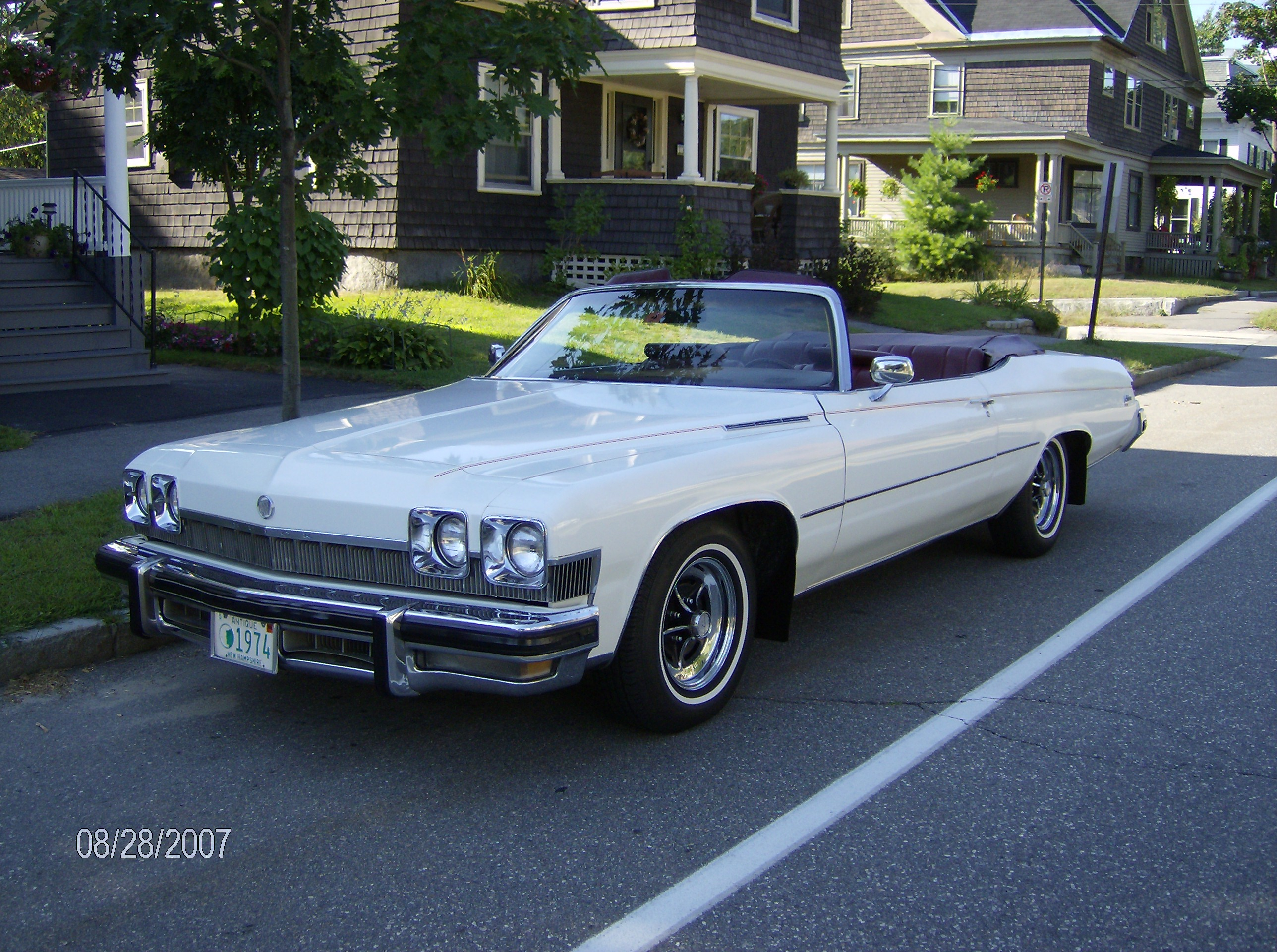 Buick Latest Models >> 1974 Buick LeSabre - Information and photos - MOMENTcar
