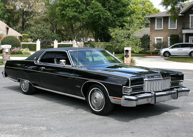 1974 Mercury Marquis Information And Photos Momentcar