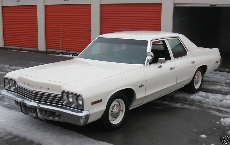 1974 Dodge Monaco Information And Photos Momentcar