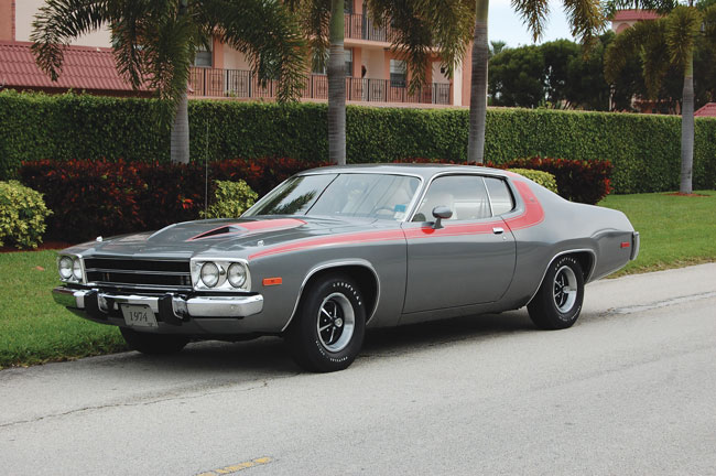 1974 plymouth roadrunner information and photos momentcar