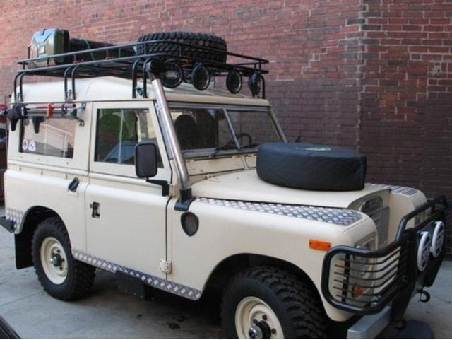 Land Rover Series III #1