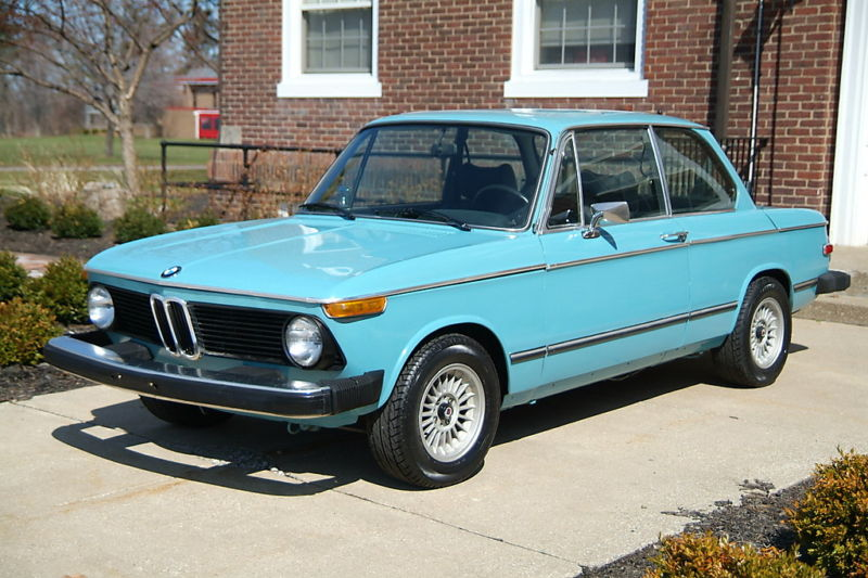 1975 Bmw 2002 Information And Photos Momentcar