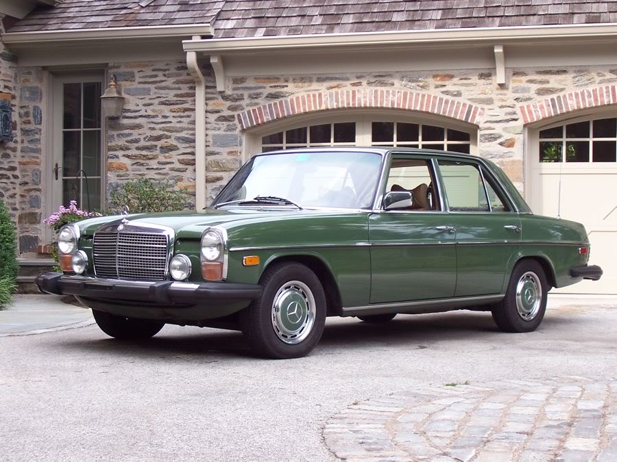 1976 mercedes benz 240d information and photos momentcar for Mercedes benz 240 d
