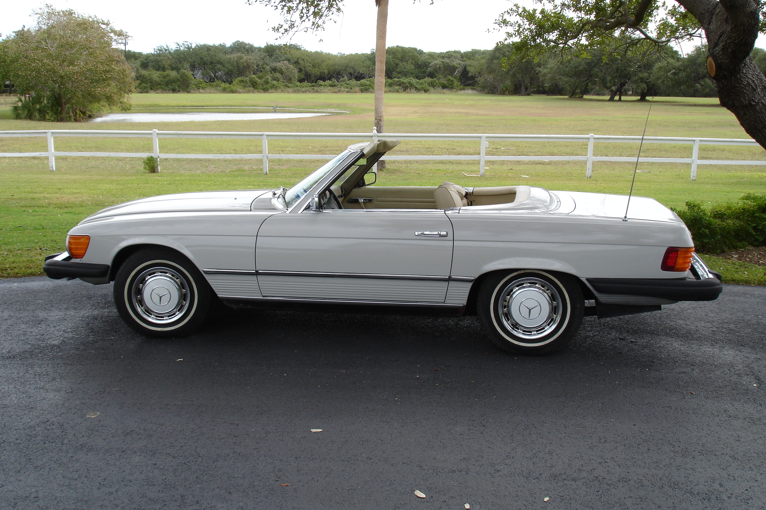 1976 mercedes benz 450sl information and photos momentcar