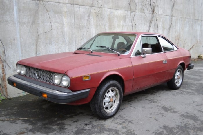 1976 Lancia Beta Information And Photos Momentcar