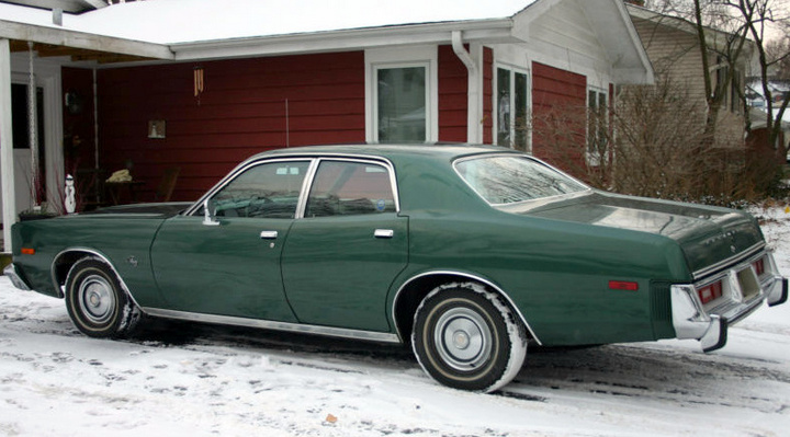 1976 Plymouth Fury Information And Photos Momentcar